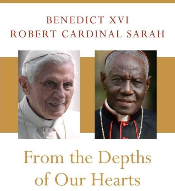 Resultado de imagen de Libro Sarah Ratzinger