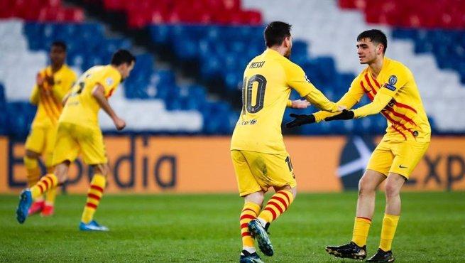 El PSG elimina al Barça en la Champions | MadridPress periódico digital de noticias de Madrid, España y mundo