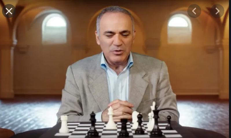 Kasparov crea una plataforma social de ajedrez | MadridPress periódico digital de noticias de Madrid, España y mundo