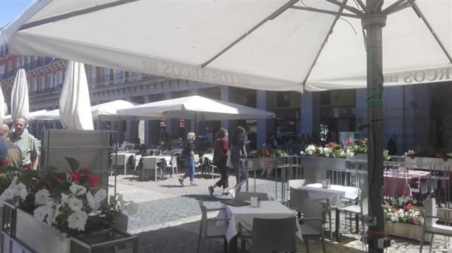 La Plaza Mayor Estrena Terrazas Madridpress Periódico