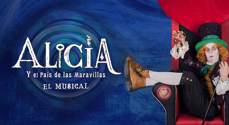 Llega Una Reinvención De Alicia En El País De Las Maravillas En Versión Musical Madridpress Periódico Digital De Noticias De Madrid España Y Mundo
