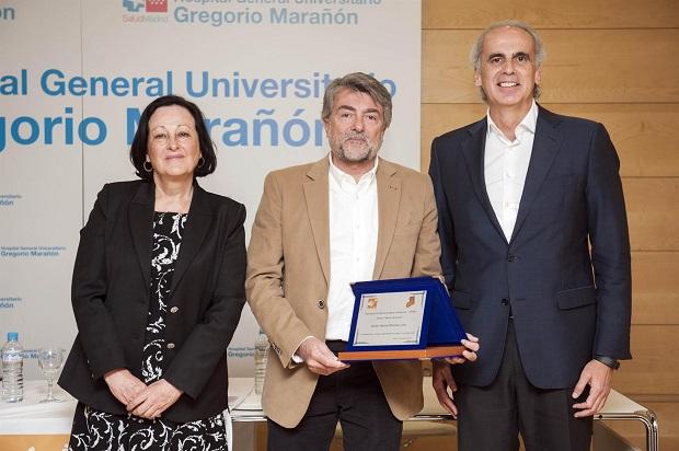 El jefe de servicio de Neonatología del Hospital Gregorio Marañón, 'Patuco de honor' - Madridpress.com
